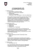 3. Einheit: Individuelle Angriffsschulung 2