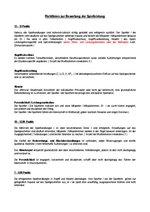 24.11.08: DHB-Leistungssportsichtung: Bewertung der Spielleistung