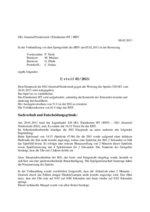 Urteil 02/2013 - Elmshorner HT