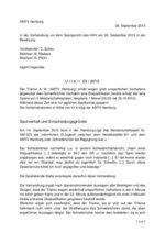 Urteil 03/2013 - 460 - AMTV
