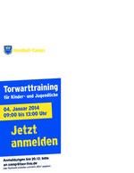Torwartcamp des Buxtehuder SV