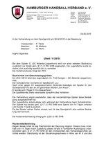 Urteil 01/2015 - SCALA - Beleidigung