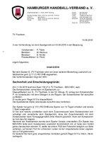 Uretil 06/2016 - TVF - Tätlichkeit gegen den Schiedsrichter