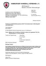 BSA Bergedorf - Fortbildung 10.2016