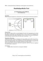 05.01.10: Sichtung 2010 koordinative Tests