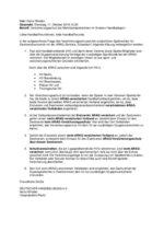 Informationen zum Versicherungsschutz bei Mehrfachspielrechten