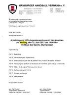 Einladung JA/Vereine am 12.06.2017 neu
