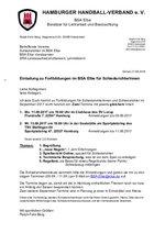 BSA Elbe - Fortbildung 2017