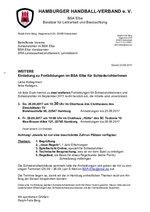 BSA Elbe II - Fortbildung 2017
