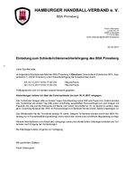 Einladung Anwärterlehrgang BSA Pinneberg 2017