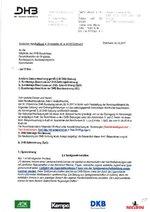 Amtliche Bekanntmachung der Bundestags-Beschlüsse vom 28.10.2017