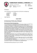 Urteil 03/2011 - mB HL - Einspruch THE
