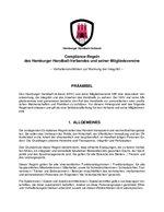 Compliance Regeln 2018