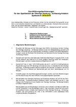 Durchführungsbestimmungen OL HH/SH 2018/19 - Version 1