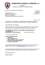 BSA Elbe: weitere Fortbildung 2018