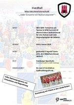 Einladung zur Mini-WM 2019