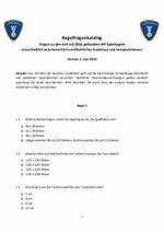 Änderung der IHF Regel-Erläuterungen