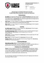 Schiedsrichterabrechnung HHV 2019