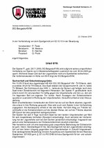 Urteil 06/2019 - 424 033 - BVM - Schiedsrichterbeleidigung