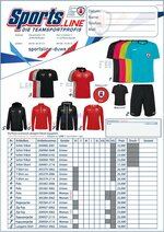 Sportsline: HHV-Kollektion 2020