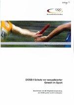 DOSB-Erklärung zum Schutz vor sexualisierter Gewalt im Sport