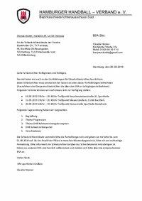 Einladung Schiedsrichterfortbildung BSA Süd 2019