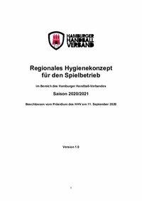 HHV-Hygienekonzept