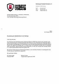 Aussetzung des Spielbetriebs in der Oberliga