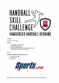 Handball Skill Challenge