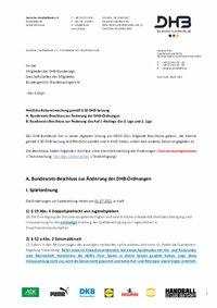 Amtliche Bekanntmachung Beschlüsse Bundesrat 08.03.2021