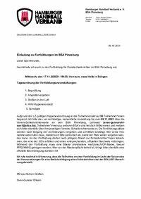 Fortbildung BSA Pinneberg vom 14.10.2021