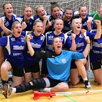 Die weibliche B-Jugend des Buxtehuder SV (Foto bsv-live.de)