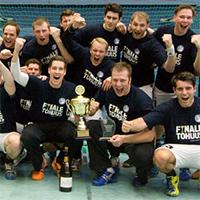 Pokalsieger 2014 Männer - HG Hamburg-Barmbek