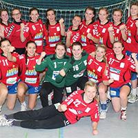 Die weibliche A-Jugend der JSG Alstertal/Norderstedt