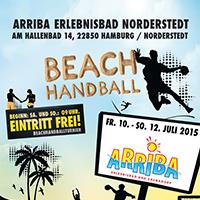 Arriba Beach Cup 2015